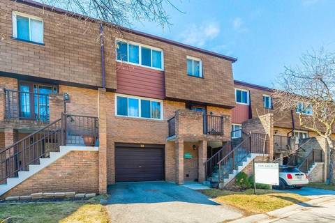 Condo for sale at 7030 Copenhagen Rd Unit 18 Mississauga Ontario - MLS: W4733768