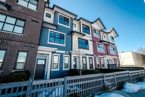 Townhouse for sale at 7039 Macpherson Ave Unit 18 Burnaby British Columbia - MLS: R2402944