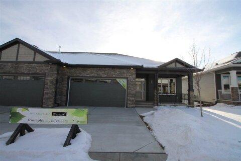 Townhouse for sale at  Armour Li SW Unit 18 Edmonton Alberta - MLS: E4211090