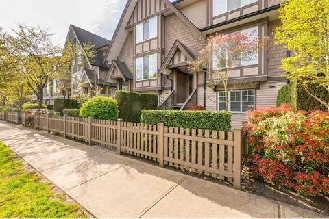 Townhouse for sale at 7233 Heather St Unit 18 Richmond British Columbia - MLS: R2363979