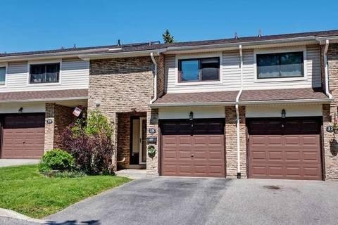 Condo for sale at 7251 Copenhagen Rd Unit 18 Mississauga Ontario - MLS: W4485680