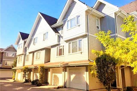 Townhouse for sale at 7420 Moffatt Rd Unit 18 Richmond British Columbia - MLS: R2272427