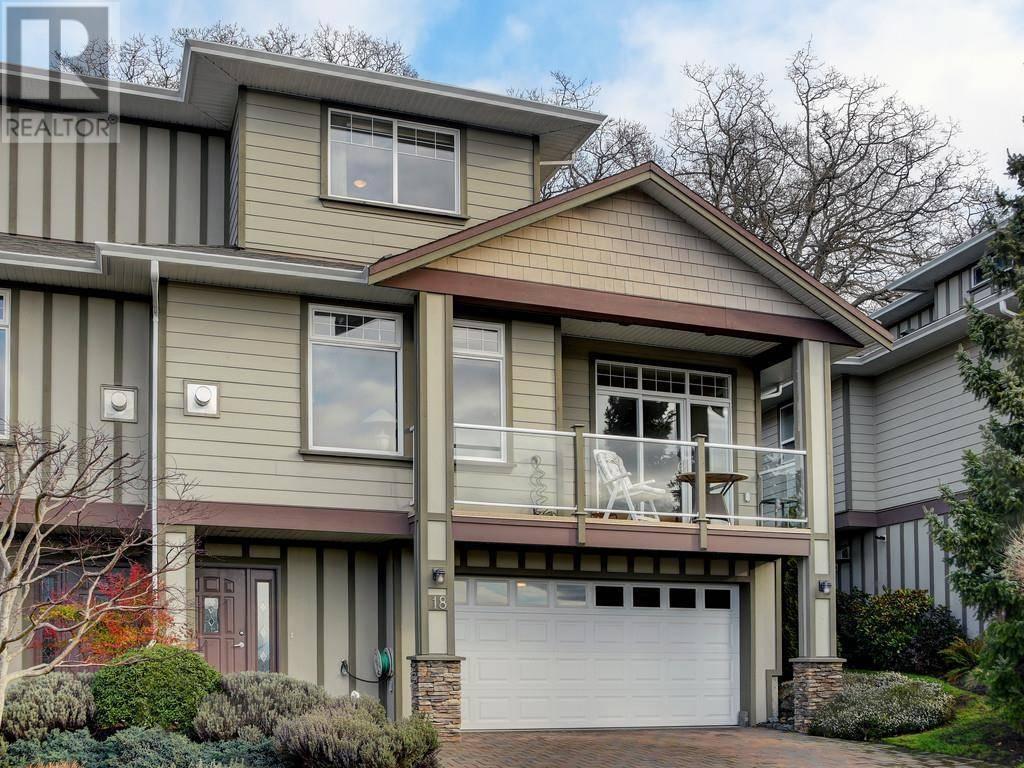 Townhouse for sale at 759 Sanctuary Ct Unit 18 Victoria British Columbia - MLS: 421913