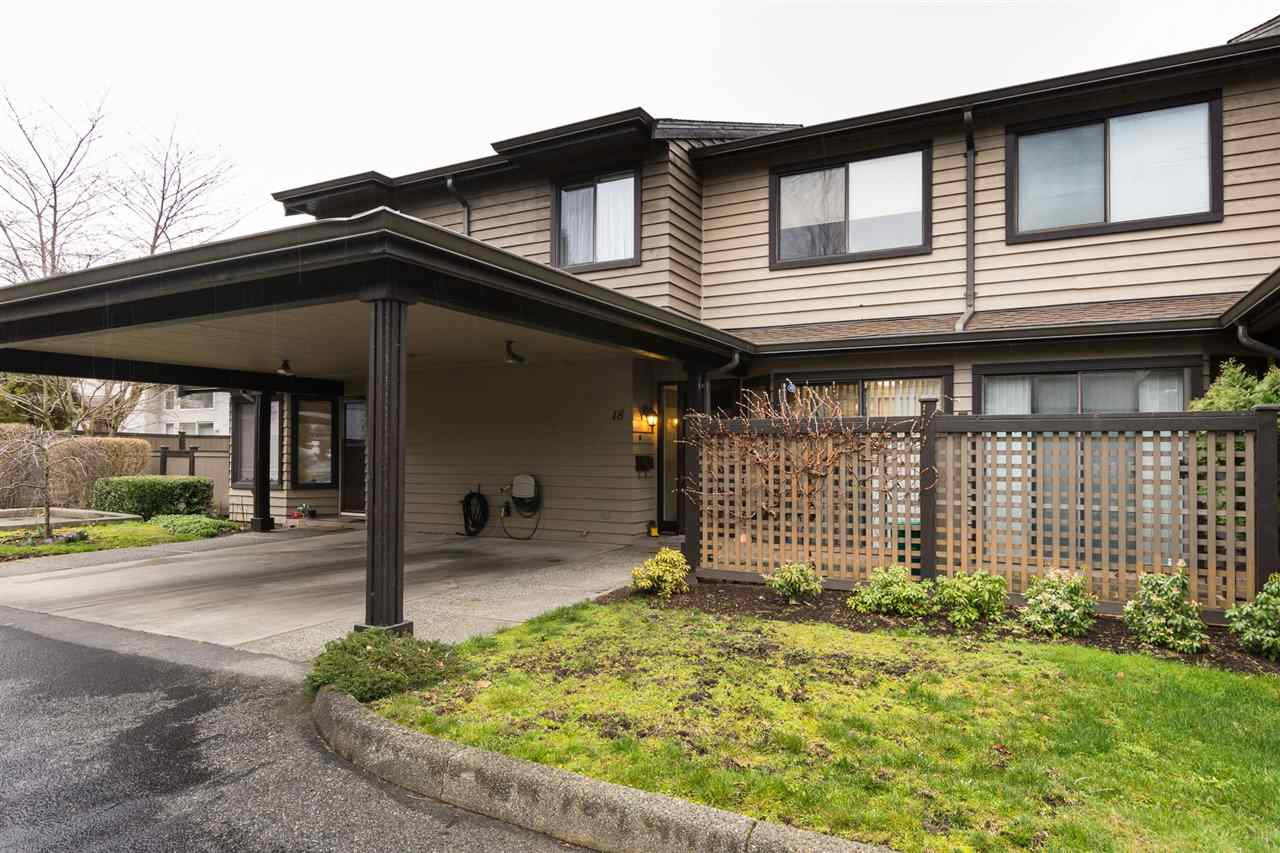 For Sale: 18 - 7651 Francis Road, Richmond, BC | 3 Bed, 3 Bath Townhouse for $689,900. See 20 photos!