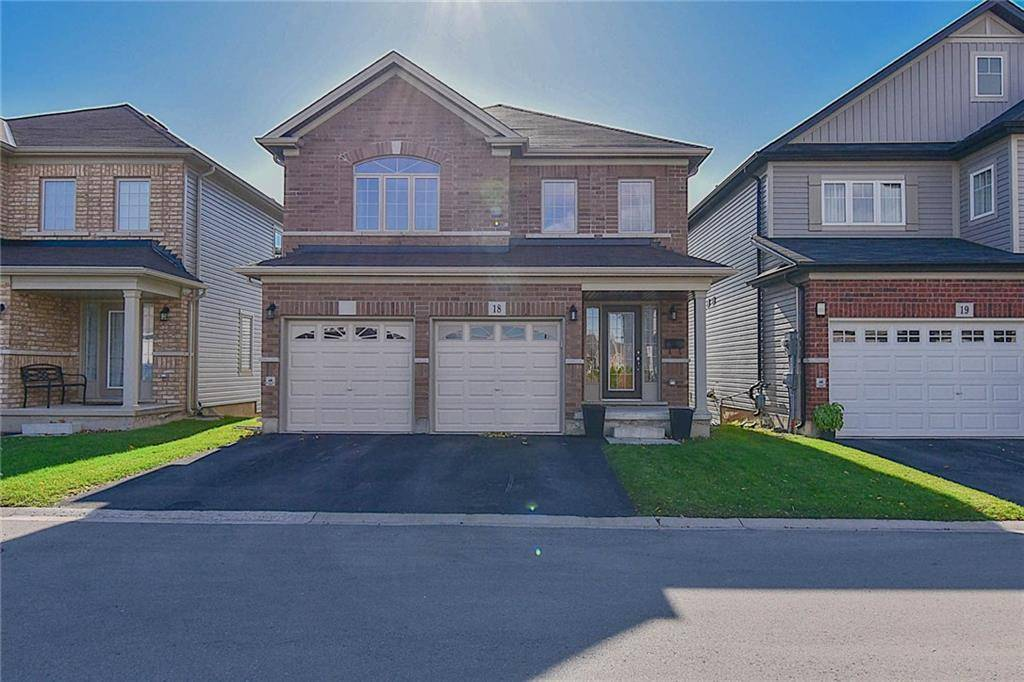 Buliding: 77 Avery Crescent, St Catharines, ON