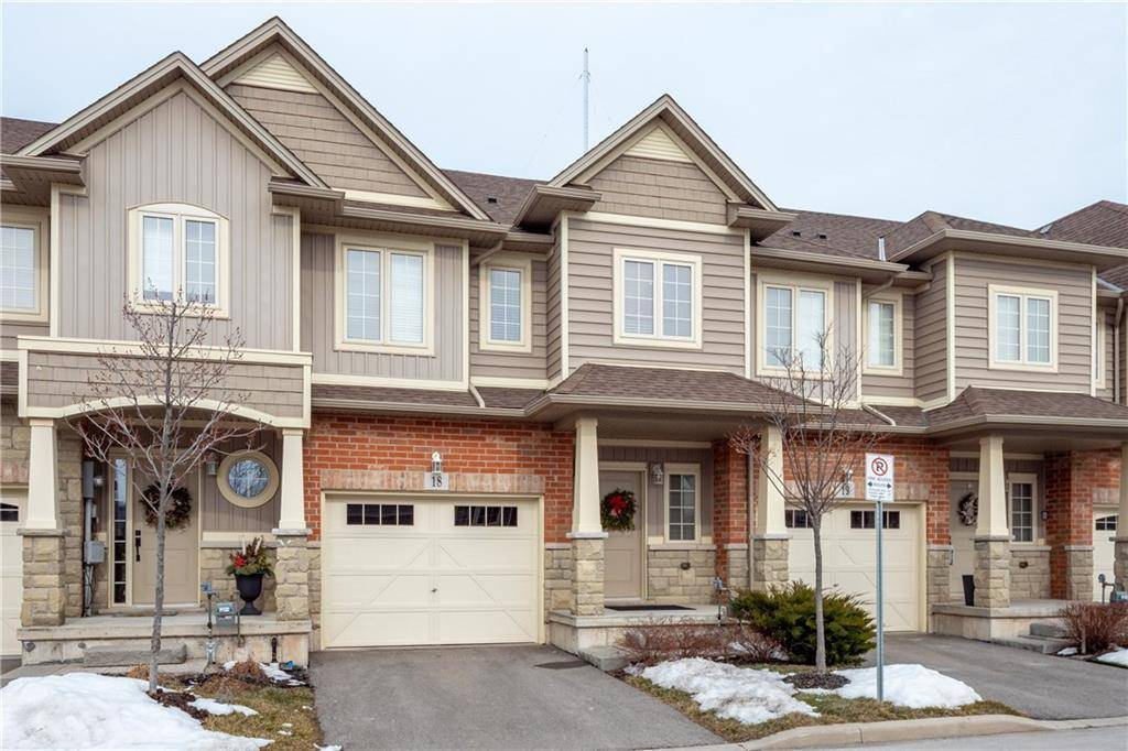 Townhouse for sale at 8 Lakelawn Dr Unit 18 Grimsby Ontario - MLS: 30791303