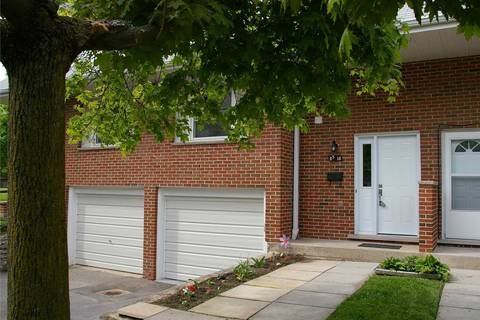 Condo for sale at 85 Albright Rd Unit 18 Hamilton Ontario - MLS: X4462428