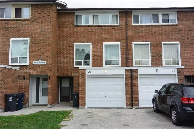 For Sale: 18 - 9 Kendleton Drive, Toronto, ON | 3 Bed, 2 Bath Townhouse for $494,999. See 1 photos!