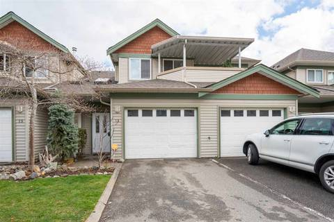 Townhouse for sale at 9470 Hazel St Unit 18 Chilliwack British Columbia - MLS: R2447398