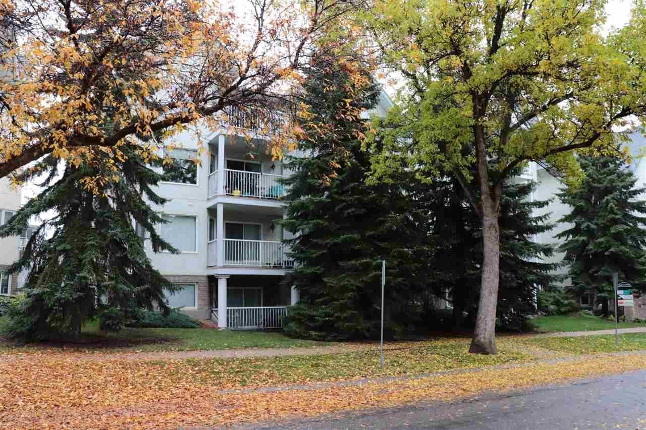 Condo for sale at 9926 80 Ave Nw Unit 18 Edmonton Alberta - MLS: E4167641