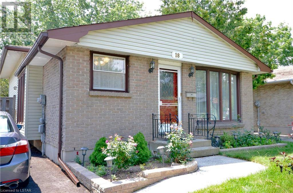House for sale at 18 Adswood Pl London Ontario - MLS: 212581