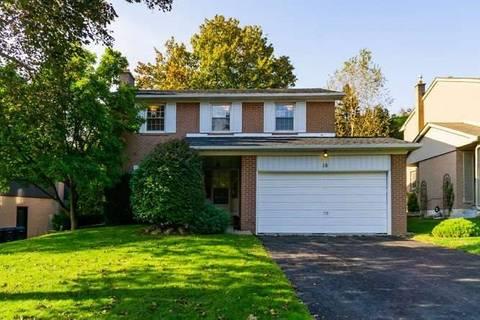 House for sale at 18 Aldenham Cres Toronto Ontario - MLS: C4609118