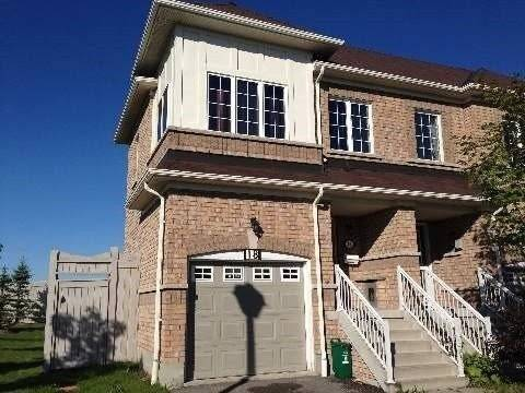 Townhouse for rent at 18 Arbuckle Wy Whitby Ontario - MLS: E4667484