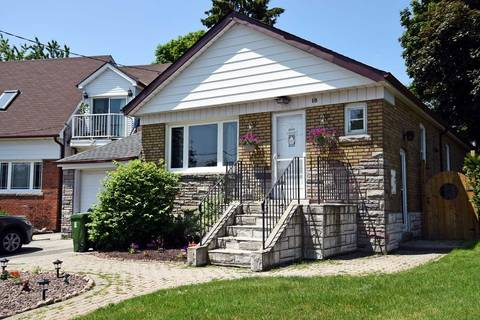 House for sale at 18 Argate Pl Toronto Ontario - MLS: E4495755