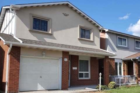 House for sale at 18 Ashurst Cres Brampton Ontario - MLS: W4919765