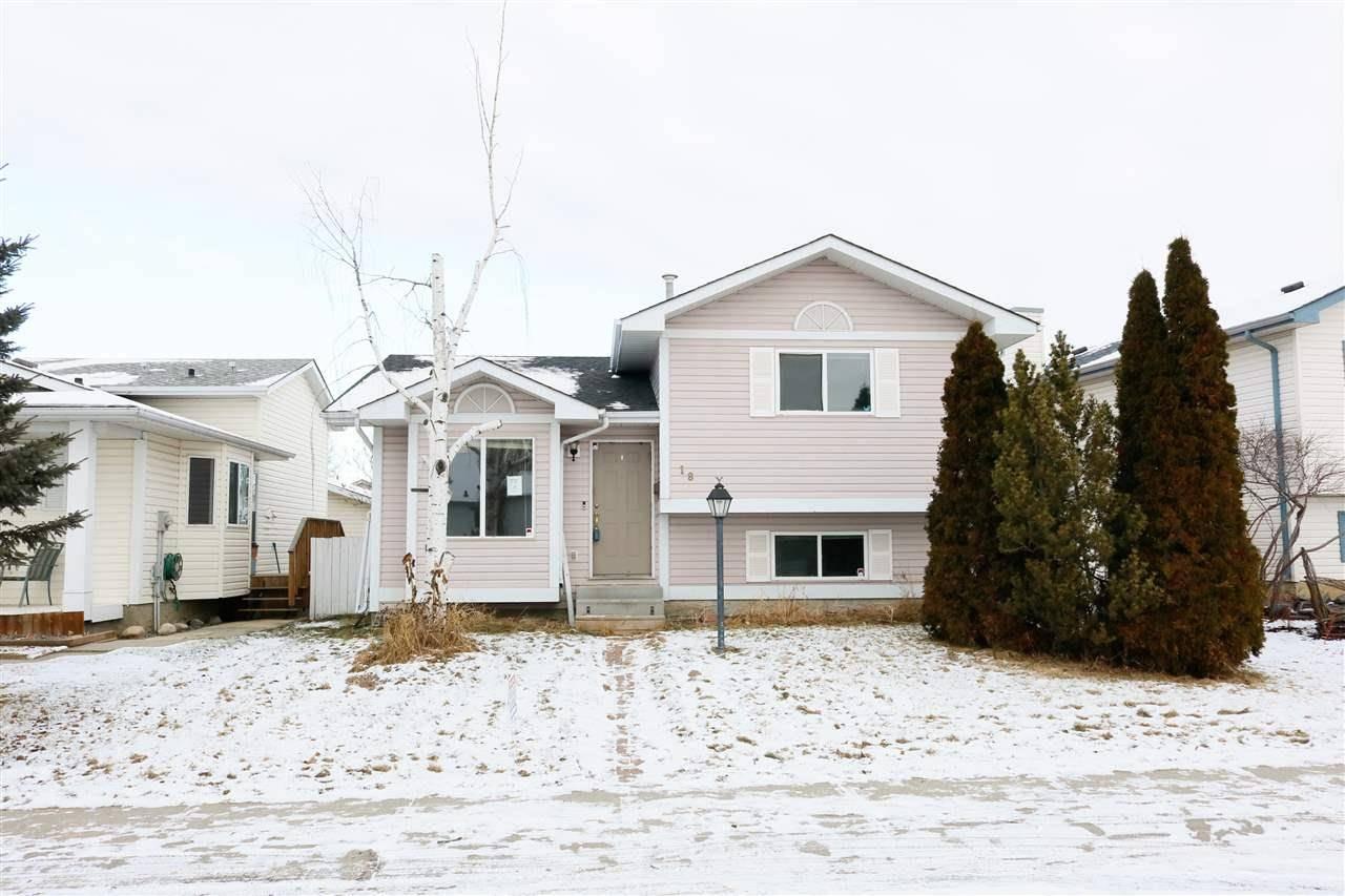 House for sale at 18 Aspenglen Cres Spruce Grove Alberta - MLS: E4181068