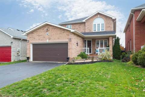 House for sale at 18 Balmoral Pl Barrie Ontario - MLS: S4960878