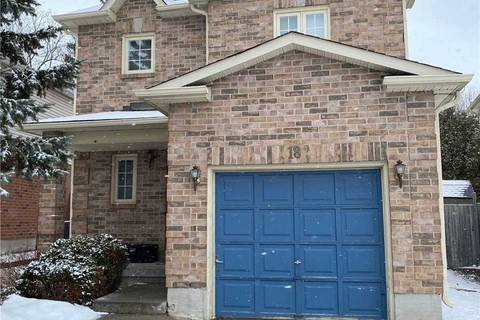House for sale at 18 Bates Ct Barrie Ontario - MLS: S4735214