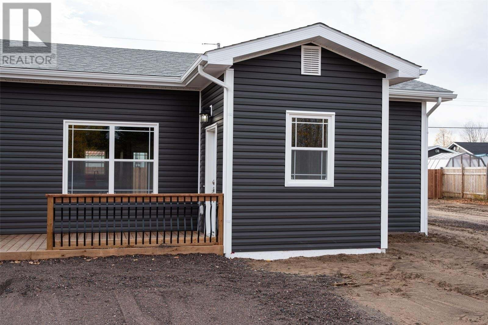 House for sale at 18 Bay Cres Happy Valley-goose Bay Newfoundland - MLS: 1222523