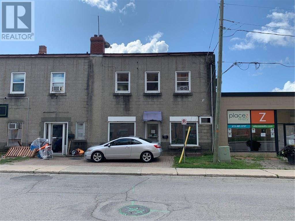 Commercial property for lease at 18 Beckwith St Smiths Falls Ontario - MLS: 1173879