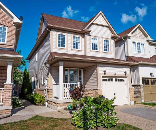 Sold: 18 Bettina Place, Whitby, ON