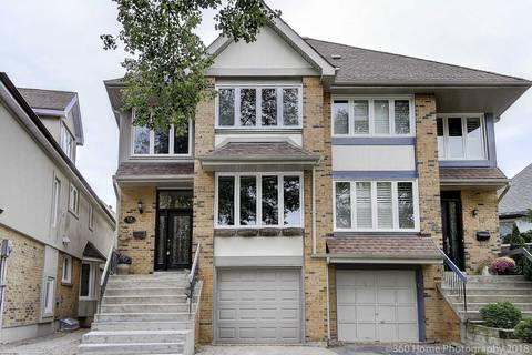 Townhouse for sale at 18 Bleinham Ct Markham Ontario - MLS: N4370672
