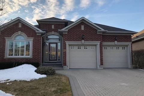 House for sale at 18 Bobby Locke Ln Whitchurch-stouffville Ontario - MLS: N4755290