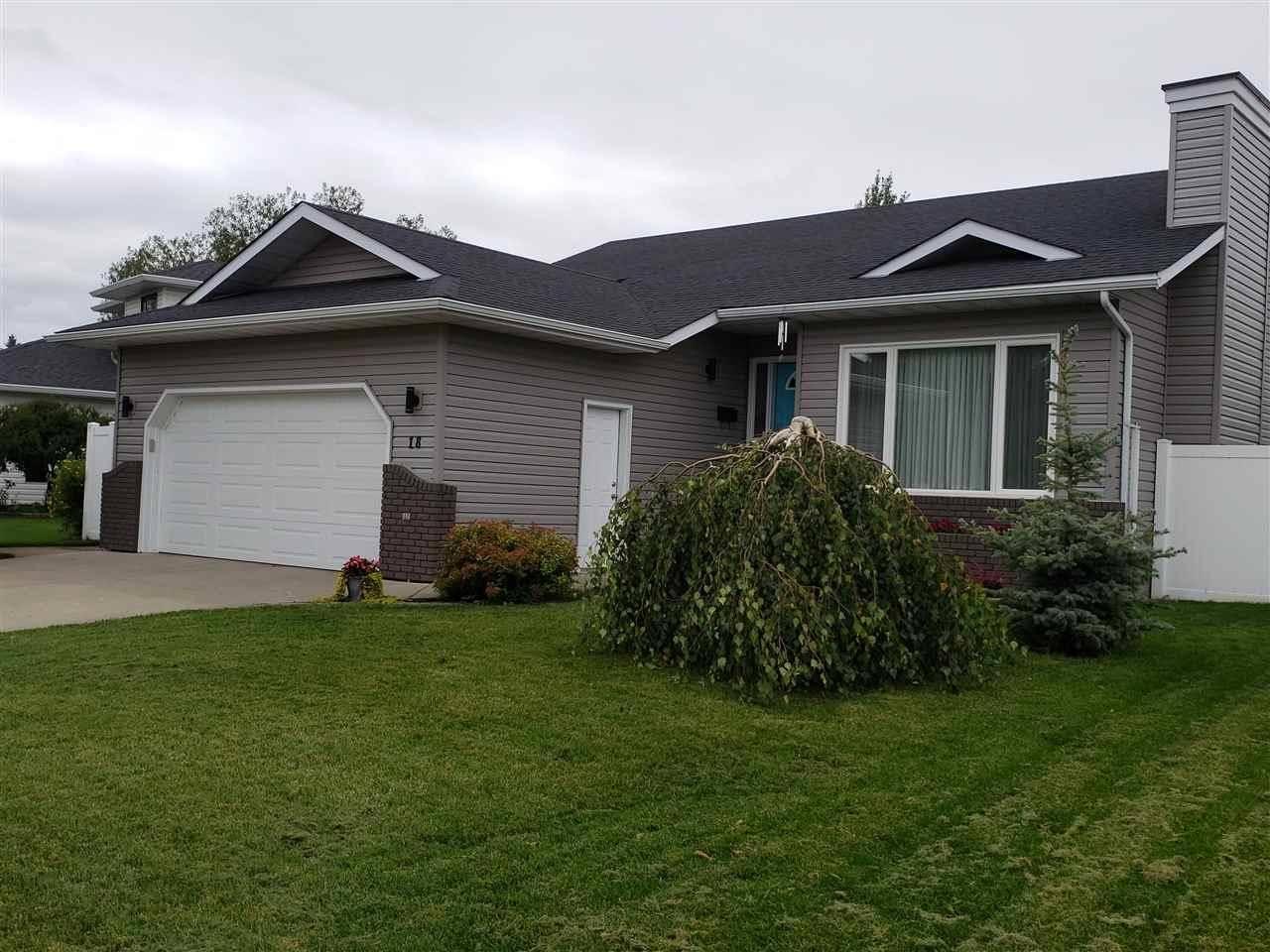 House for sale at 18 Bonin Pl Leduc Alberta - MLS: E4169215