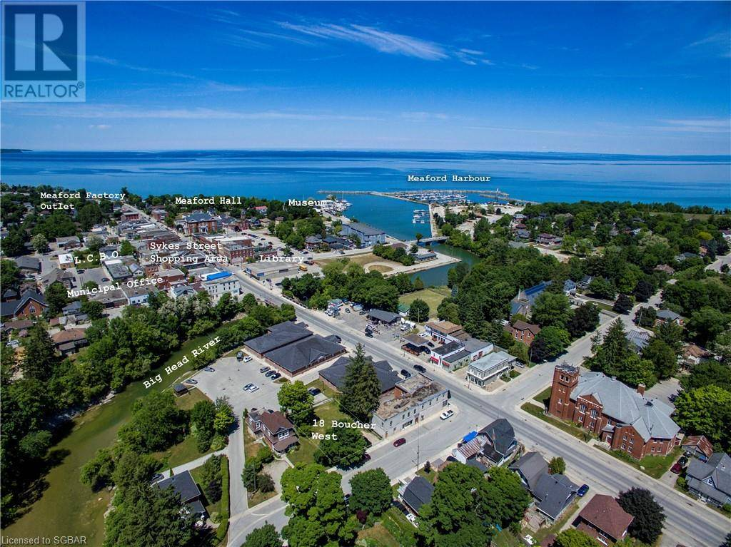 Home for sale at 18 Boucher St Meaford Ontario - MLS: 221311