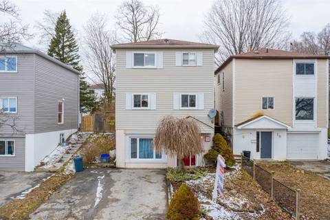 House for sale at 18 Browning Tr Barrie Ontario - MLS: S4731029