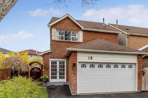 House for sale at 18 Bryant Ct Brampton Ontario - MLS: W4455851