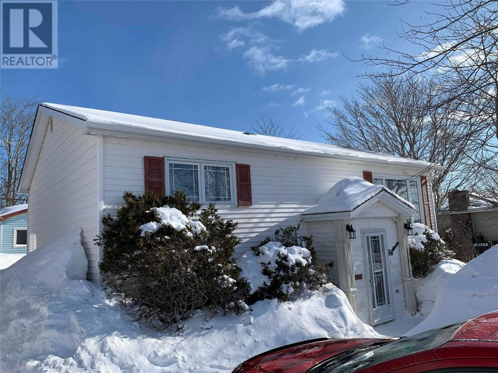 House for sale at 18 Burgeo St St.john's Newfoundland - MLS: 1211479