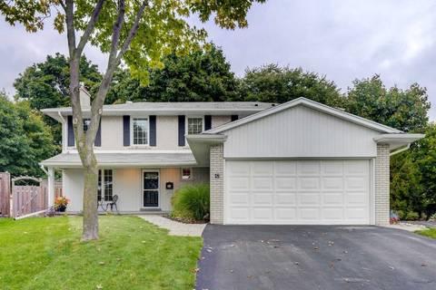 House for sale at 18 Burnhamhall Ct Toronto Ontario - MLS: W4386644