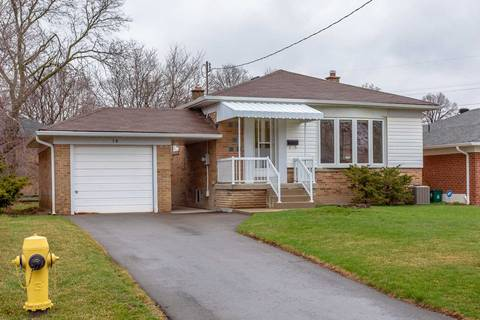 House for sale at 18 Burwood Rd Toronto Ontario - MLS: W4423122