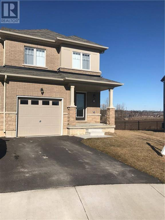 Townhouse for rent at 18 Butcher Cres Brantford Ontario - MLS: 30795926