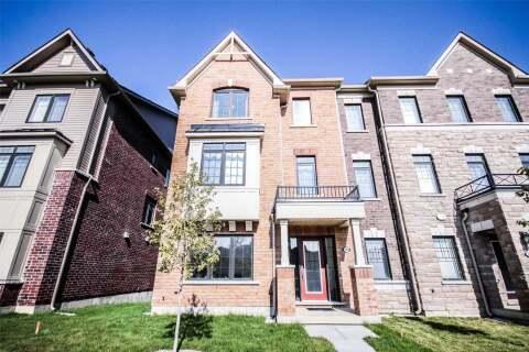 Townhouse for sale at 18 Cafaro Ln Markham Ontario - MLS: N4923420