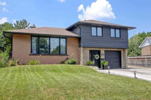 House for sale at 18 Camperdown Ave Toronto Ontario - MLS: W4822369