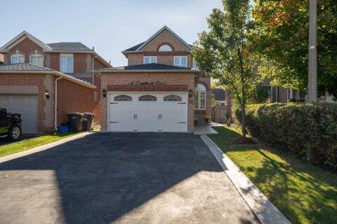 House for sale at 18 Carabram Ct Brampton Ontario - MLS: W4963278