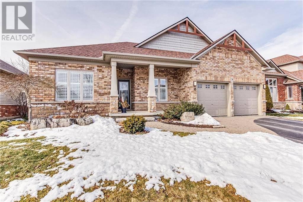 House for sale at 18 Cardinal Ln Paris Ontario - MLS: 30791789