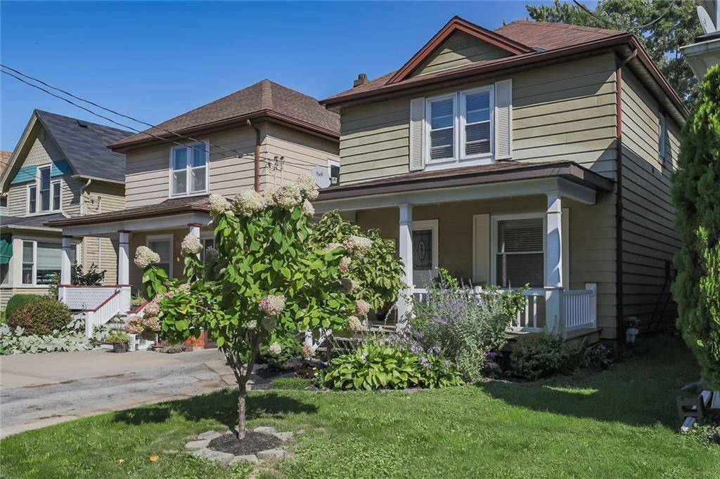 House for sale at 18 Catherine St St. Catharines Ontario - MLS: 30766446