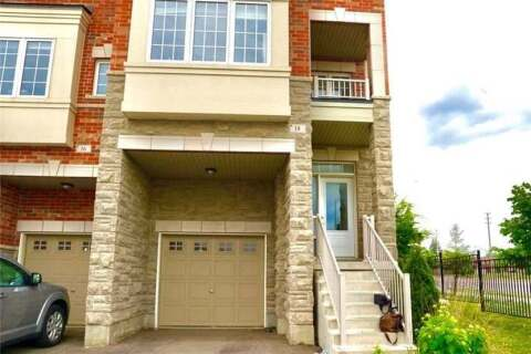 Townhouse for sale at 18 Cedarland Rd Brampton Ontario - MLS: W4807543