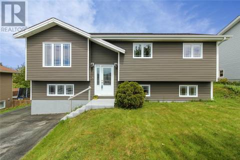 House for sale at 18 Chanterelle Dr Conception Bay South Newfoundland - MLS: 1198054