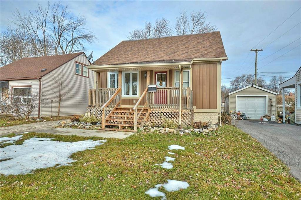 House for sale at 18 Churchill Ave Welland Ontario - MLS: 30779165