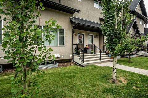 Townhouse for sale at 18 Cimarron Vista Garden(s) Okotoks Alberta - MLS: C4263825