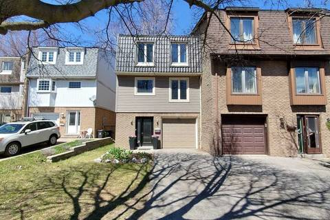 Townhouse for sale at 18 Clematis Rd Toronto Ontario - MLS: C4747284