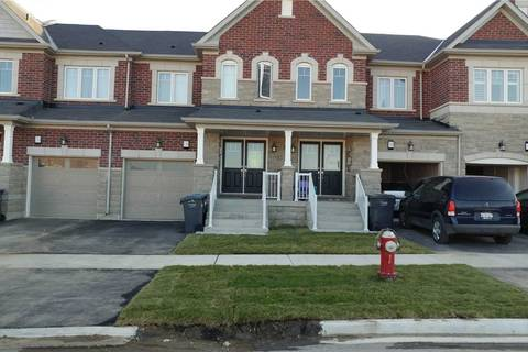 Townhouse for rent at 18 Clinton St Brampton Ontario - MLS: W4632413