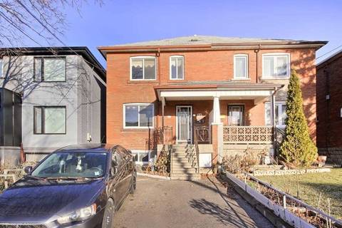 Townhouse for sale at 18 Clovelly Ave Toronto Ontario - MLS: C4670498