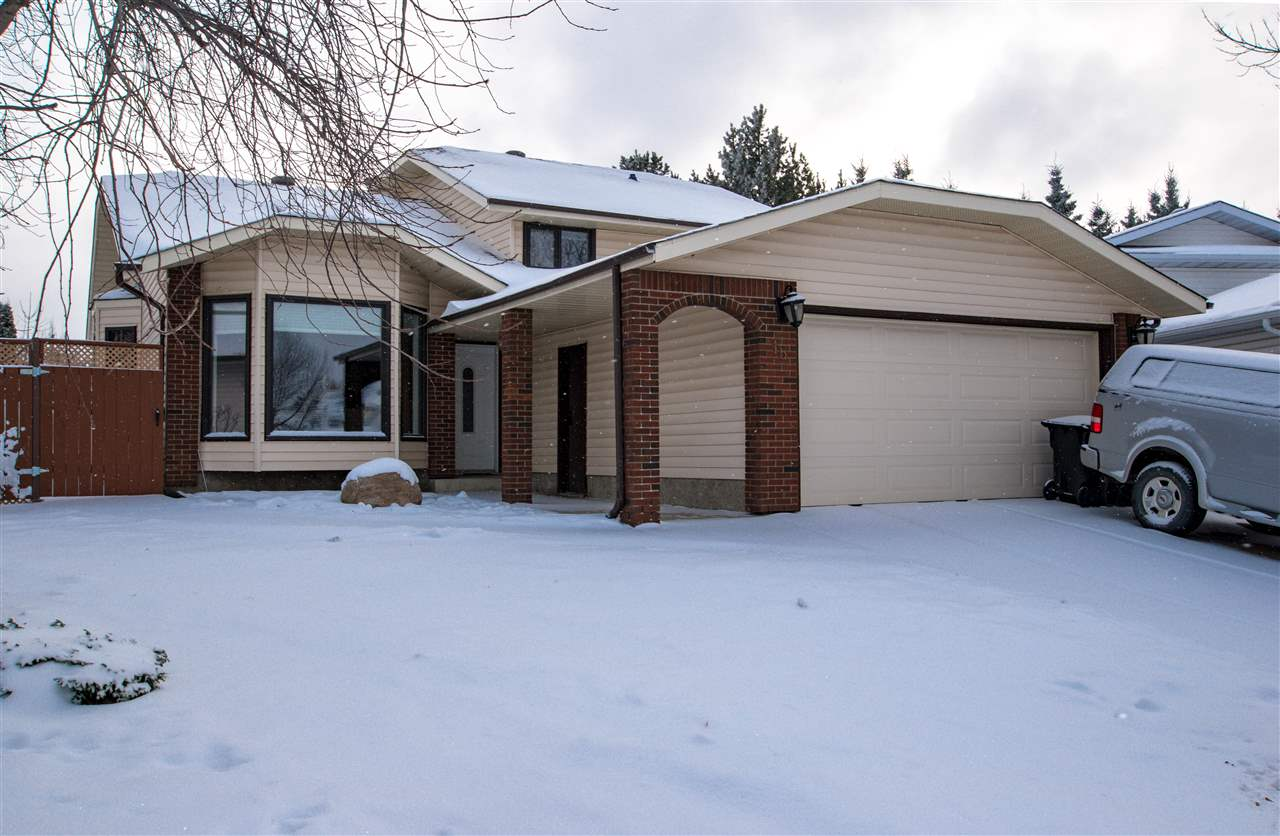 For Sale: 18 Coachman Court, Sherwood Park, AB | 4 Bed, 3 Bath House for $418,500. See 29 photos!