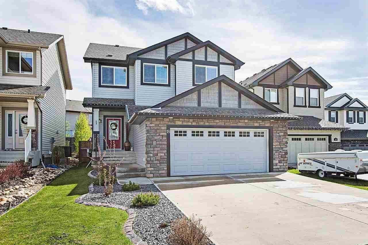 House for sale at 18 Codette Wy Sherwood Park Alberta - MLS: E4209024