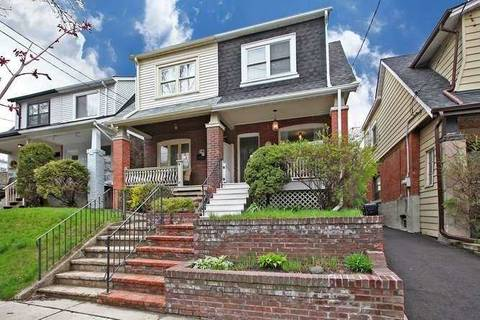 Townhouse for sale at 18 Copeland Ave Toronto Ontario - MLS: E4451292